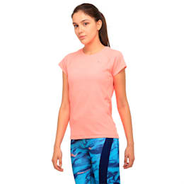 Running Women's Adapt Thermo-R T-Shirt, Nrgy Peach, small-IND