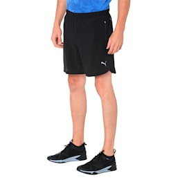 Pace 7'' Men's Running Shorts, Puma Black, small-IND