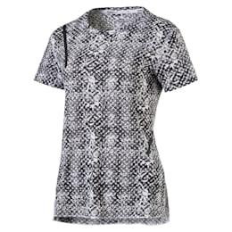 Graphic Short Sleeve Women's Running T-Shirt