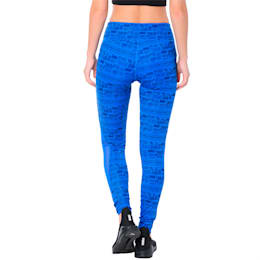 All Eyes On Me Mesh Women's Tights, Nebulas Blue-Soltice, small-IND