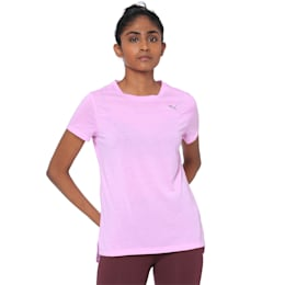 Women's Short Sleeve Tee, Orchid, small-IND