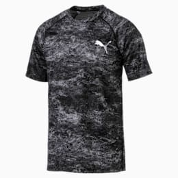 VENT Graphic Tee, Puma Black, small-IND