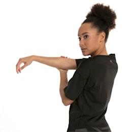 Explosive Cut-Off Women's Top, Puma Black, small-IND
