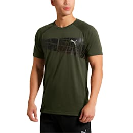 VENT Graphic Men's T-Shirt, Forest Night, small-IND
