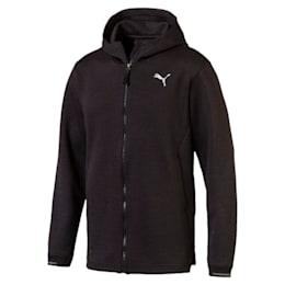 Energy Zip-Up Hooded Men's Running Jacket
