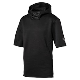 Training Men's Energy Short Sleeve Hoodie