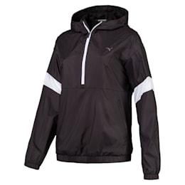 A.C.E Half Zip Hooded Women's Jacket