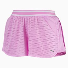 New Puma Ladies Lifestyle Shorts Ultra Violet Women/'s XL