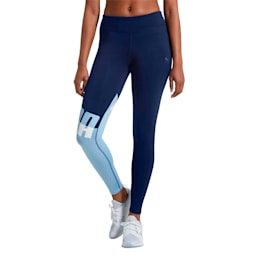 Training Women's A.C.E. All Me 7/8 Tights, Peacoat-CERULEAN, small-IND