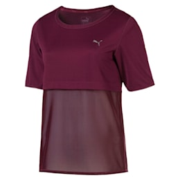 A.C.E. Reveal Women's Training Top, Fig, small-IND