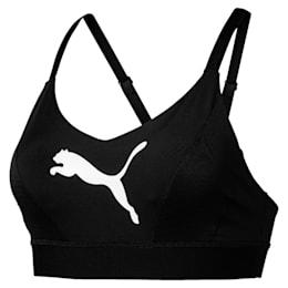 Mid Impact Logo Women's Bra Top