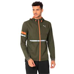 LastLap Zip-Up Hooded Men's Jacket