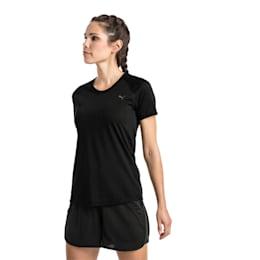Training Women's A.C.E. Raglan T-Shirt, Puma Black, small-IND