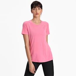 Training Women's A.C.E. Raglan T-Shirt, Bubblegum, small-IND