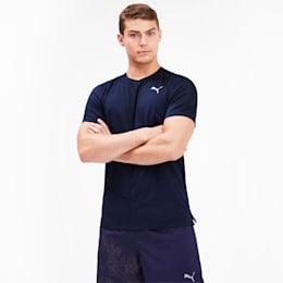 IGNITE Men's Running T-Shirt, Peacoat, small