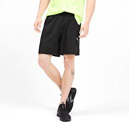 IGNITE Herren Gewebte Running Shorts, Puma Black-Puma Black, small