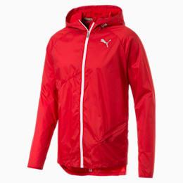 Lightweight Full Zip Hooded Men's Jacket
