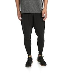 Pantalon taillé NeverRunBack Tapered Training pour homme, Puma Black, small