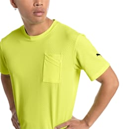 A.C.E. Men's Graphic Tee, Fizzy Yellow, small