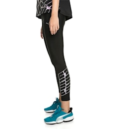 Aire Women's 7/8 Leggings, Puma Black, small