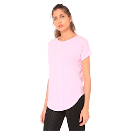Bold Women's Tee, Pale Pink, small-IND