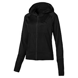 Knockout Knitted Women's Sweat Jacket