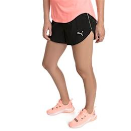 "Ignite 3"" Women's Shorts, Puma Black, small"