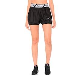 Blast 2 in 1 Woven Women's Running Shorts
