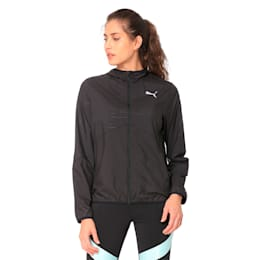 Ignite Woven Hooded Women's Running Track Jacket