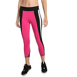 Own It Women's Leggings, Puma Black-Fuchsia Purple-Q2, small