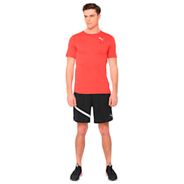 Ignite Heather Tee, High Risk Red Heather, small-IND