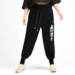 PUMA x SELENA GOMEZ Women's Sweatpants, Puma Black, small