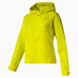 SHIFT Packable Damen Training Windbreaker mit Kapuze