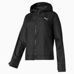 SHIFT Packable Hooded Full Zip Women's Training Windbreaker