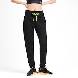 SHIFT Knitted Women's Training Sweatpants, Puma Black, small