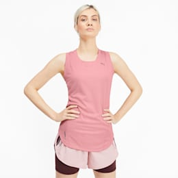 IGNITE Women's Running Tank Top, Bridal Rose, small-IND