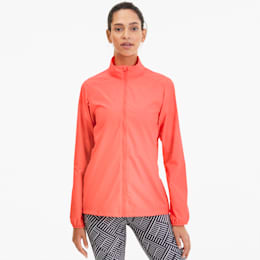 IGNITE Women's Wind Jacket, Ignite Pink, small