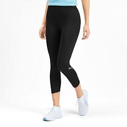 IGNITE 3/4 Women's Tights, Puma Black-Puma Black, small-IND