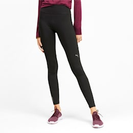 IGNITE Women's Running Tights, Puma Black, small-IND