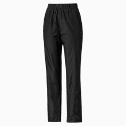 Woven Warm Up Knitted Women's Training Pants