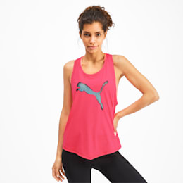 Camiseta sin mangas HIT Feel It para mujer