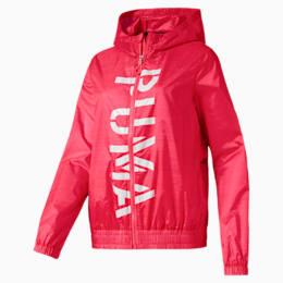 Be Bold Graphic Damen Training Gewebte Jacke