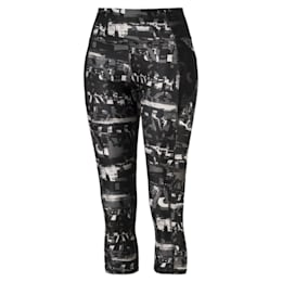 Be Bold All-Over Print 3/4 Women's Training Tights