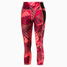 Collant 3/4 Be Bold Allover-Print Training pour femme