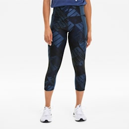 Be Bold AOP Women's 3/4 Leggings