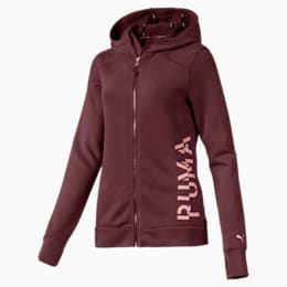 Logo Women's Sweat Jacket