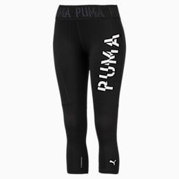 Logo Women's 3/4 Leggings