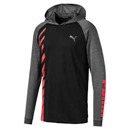 Collective Men's Long Sleeve Hooded Tee