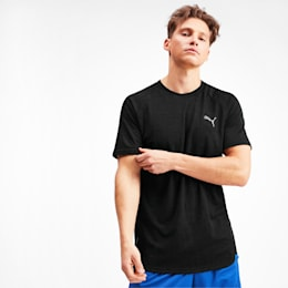 Power Vent Men's Tee, Puma Black, small-IND