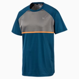 Power BND Men's Tee, Gibraltar Sea-CASTLEROCK, small